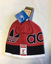 Miami Heat Knit Beanie Toque Skull Cap Winter Hat NEW NBA - Adidas multi