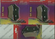 Gas Gas Disc Brake Pads Quad HP450 2003-2006 Front & Rear (3 sets)