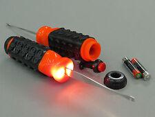 Hakenlöser mit Licht Beleuchtung Batteriebetrieb Leuchthakenlöser Neu