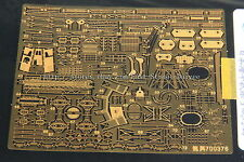 Ship Vessels Detail Update PE 1/700 376 IJN Japanese battleship Fuso Fujimi kit