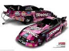 COURTNEY FORCE 2013 TRAXXAS PINK 1/64 NHRA FUNNY CAR CHEAP SHIP