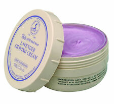 Taylor of Old Bond Street DOPOBARBA LAVANDA Luxury Shaving CREMA 150g Inghilterra