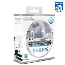 2 AMPOULE H7 + W5W PHILIPS WHITE VISION XENON 4300K BMW SERIE 3 5 E36 E46 E60