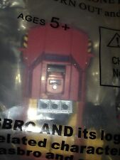 Transformers Botcon 2015 Attendee Only Exclusive Life Lift Ticket Diaclone Hoist