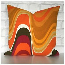 Vintage Heals Frequency Fabric Cushion Cover - Barbara Brown 1960s