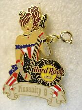 LAS VEGAS,Hard Rock Cafe Pin,Pinsanity 9,Bondage/Chain Twin Girls,Sexy,XXX,#1