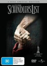 SCHINDLER'S LIST : NEW DVD