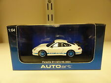 Autoart 1:64 Porsche 911 GT3 RS 2004 Blue/White