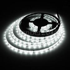 12V Waterproof 5M 300 LED Strip Light White For Boat / Truck / Car / SUV / RV