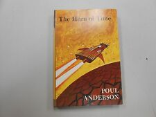 SIGNED The Horn of Time by Poul Anderson! (1978, Gregg Press Hc)! VERY RARE!