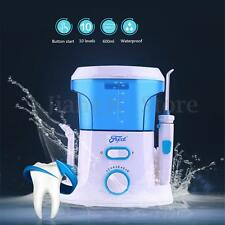 Water Dental Teeth Flosser Hydro Floss Oral Care Irrigator Tooth Cleaner Set