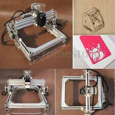 DIY Desktop Mini Laser Cutting Engraving Machine 500mW Marking Printer Engraver