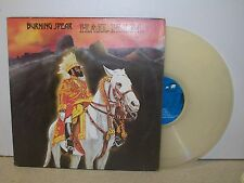 LP: BURNING SPEAR HAIL H.I.M. UK ORIGINAL RDC 2003 COLOR VINYL