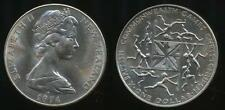 New Zealand, 1974 One Dollar, $1, Elizabeth II (Games) - Uncirculated