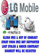 LG parmanent network unlock code for LG Wink GU297  - Sure Mobile UK