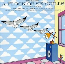Best Of Flock Of Seagulls - Flock Of Seagulls (1991, CD NIEUW)