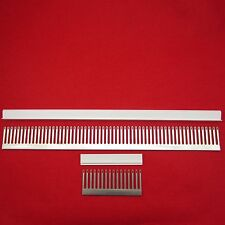 5.0mm 16 60 Deckerkämme- transfer comb deckercombs knitting machine Pfaff Passap