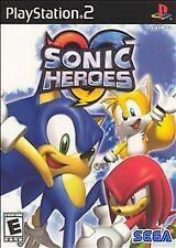 Sonic Heroes Greatest Hits (Sony PlayStation 2, 2005)
