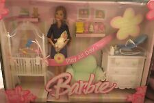 Barbie Happy Family Midge and Baby Play All Day Nursery Gift Set