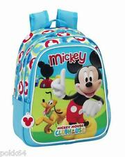 Mickey Mouse Clubhouse sac à dos Disney M 34 X 27 cm cartable maternelle 238705