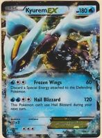 Pokemon Kyurem EX BW37 Card From Spring 2012 Collectors Tin