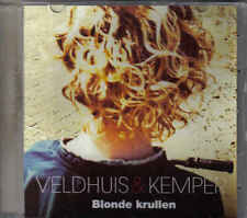 Veldhuis&Kemper-Blonde Krullen Promo cd single