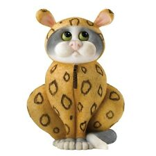 Comic and Curious Cats / Linda Jane Smith Figurine: A27187 Onesie - New for 2015