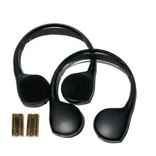 New GM 22863046 (2) Noise Canceling Wireless Headphone GM Factory DVD Players