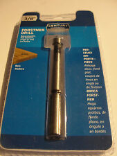 Century Drill and Tool 37824 Forstner Drill Bit, 3/8-Inch