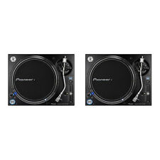 Pioneer - Turntable DJ Set (2x PLX-1000) Bundle Black