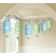 Party Supplies Boys Decorations Mickey Mouse 1st Birthday Lantern Garland