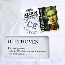 Otter/Orgonasova/Gardiner/Orr/+ - tutte le sinfonie 1-9 (GA) 5 CD NUOVO