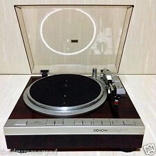 DENON DP-47F Direct Drive 1985 MADE IN JAPAN Audiophile Record Player EXCELLENT+