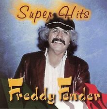 Freddy Fender Super Hits CD