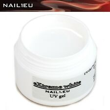 "PROFI UV French-Gel weiß NAIL1EU ""eXtrem White"" 7ml/ Farbgel"