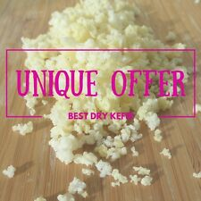 Dehydrated Original Milk Kefir Grains (Dry) | Natural Probiotic - LIMITED OFFER
