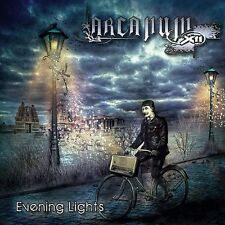 ARCANUM XII - Evening Lights / NEW CD 2015 / Progressive Heavy Metal / Italy