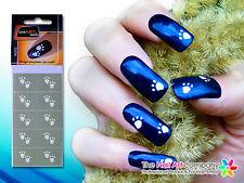 SmART-nails - Paws Nail Art Stencil Set N002 Professional Nail Product