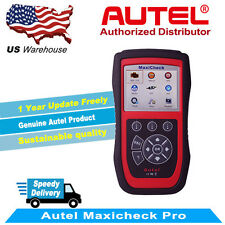 Genuine AUTEL MaxiCheck Pro Diagnostic Scan Tool for EPB,ABS,SRS SAS