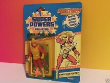 1985 DC COMICS SUPER POWERS FIGURE KENNER SEALED MOC FIRESTORM NUCLEAR MAN RARE