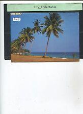 P046 # MALAYSIA PICTURE POST CARD * TIOMAN ISLAND BEACH
