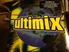 ULTIMIX 77 LP Alice DeeJay Rock Medley Giorgio Moroder Jocelyn Enriquez NEW