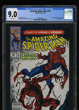 The Amazing Spider-Man #361 CGC 9.0 (Apr 1992, Marvel) 1st Full Carnage
