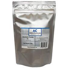 2 lb Aluminum Powder - 30 µ - 500 Mesh  - Fine