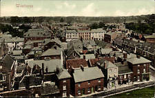 Wimborne by Valentine's. General View looking down.