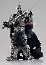 "World of Warcraft Fall of The Lich King Arthas Menethil 7"" Figure New in Box"