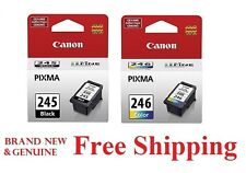 """GENUINE"" Canon ink PG 245 CL 246 Bundle For Printer MG2920 MG2520 2922 IP2820"