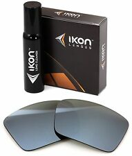 Polarized IKON Replacement Lenses For Dragon The Jam Sunglasses Silver Mirror