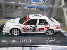 ALFA ROMEO 155 V6 Ti 4x4 #25 Castrol Engstler herpa 1994 DTM Minichamps SP 1:43