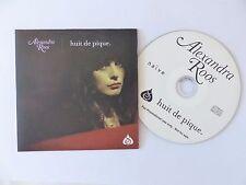CD single ALEXANDRA ROOS Huit de pique naive nv811593 promo
